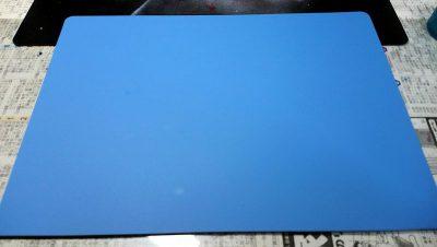 WaveカッティングマットA4ブルー