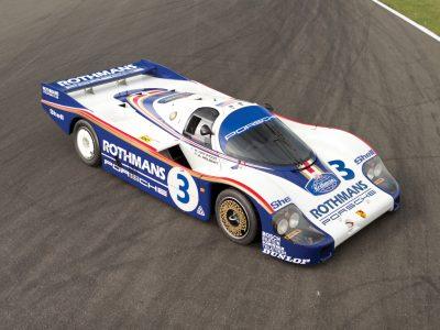 ポルシェ956 1982Le Mans