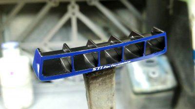 タミヤ1/24 スバルインプレッサ WRC モンテカルロ'05