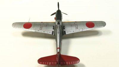 タミヤ1/72 川崎 三式戦闘機 飛燕I型丁