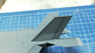 ハセガワ1/72 F-35ライトニングII(B型)U.S.マリーン製作